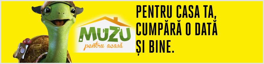 MUZU.RO Logo