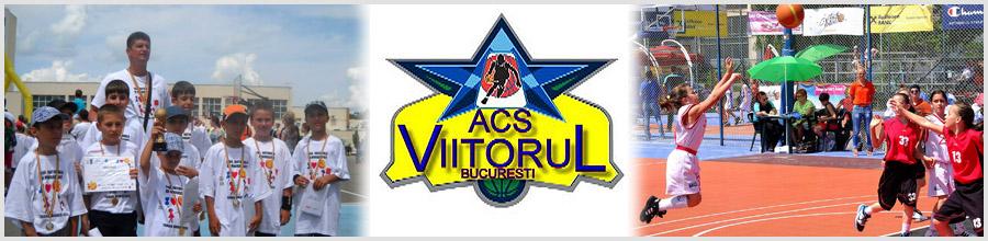 ACS Viitorul Bucuresti - Baschet pentru copii Logo