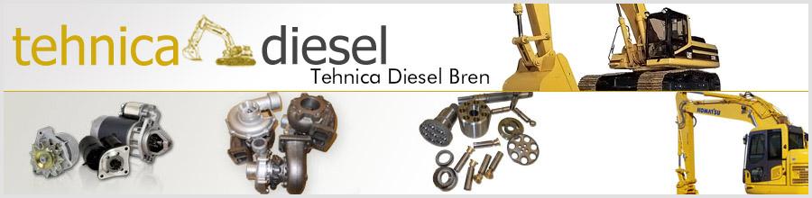 Tehnica Diesel Bren Logo
