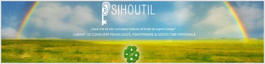 S.C.P. PSIHOLOGIE PATRASU&PIRVAN - PSIHOUTIL Logo