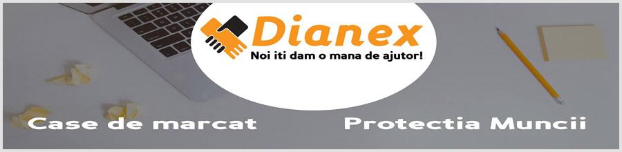 Dianex Serv case de marcat Prahova Logo