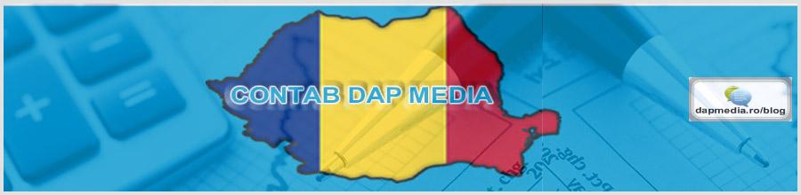 CONTAB DAP MEDIA Servicii complete de contabilitate in Bucuresti-Ilfov Logo