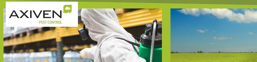 Axiven Pest Control servicii profesioanale DDD Bucuresti, Ilfov Logo