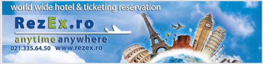 BUSINESS TOUR EXPERT- AGENTIA REZEX Logo