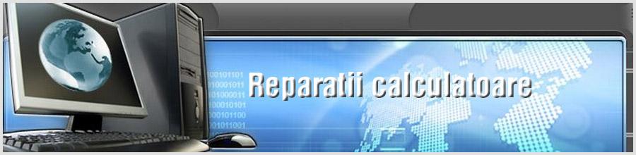 Reparatii calculatoare la domiciliu Bucuresti Logo