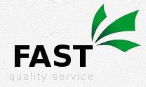 Fast Quality Service Logo