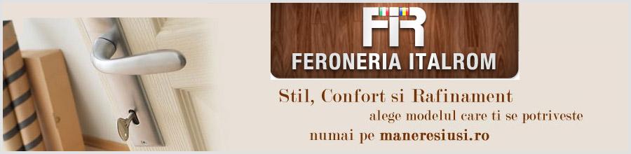 Feroneria Italrom Logo
