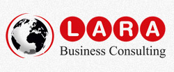 LARA Business Consulting Consultanta si management de proiect Bucuresti Logo