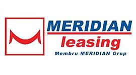 MERIDIAN Leasing Logo