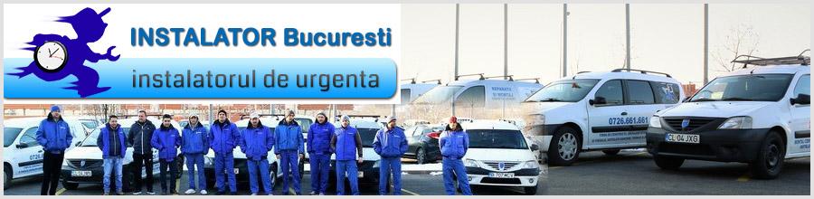Instalator Bucuresti - InstalatorBucuresti.com Logo