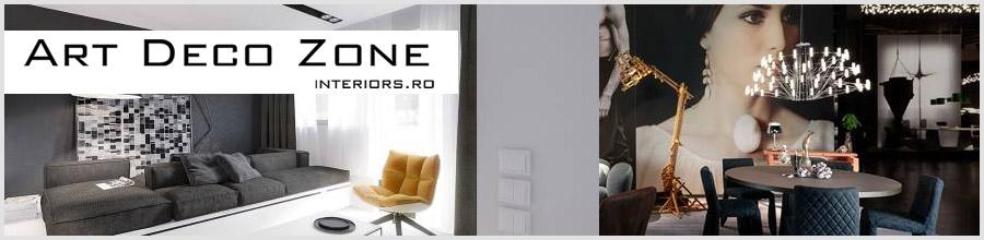 Art Deco Zone, Bucuresti - Design interior all inclusive Logo