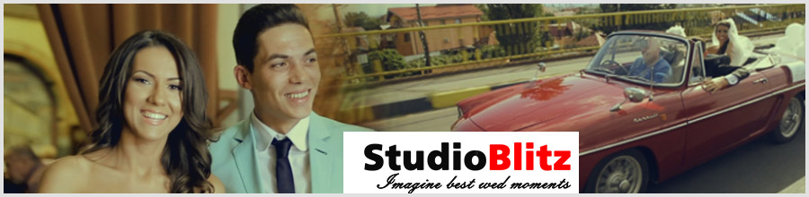 Studio Blitz Logo