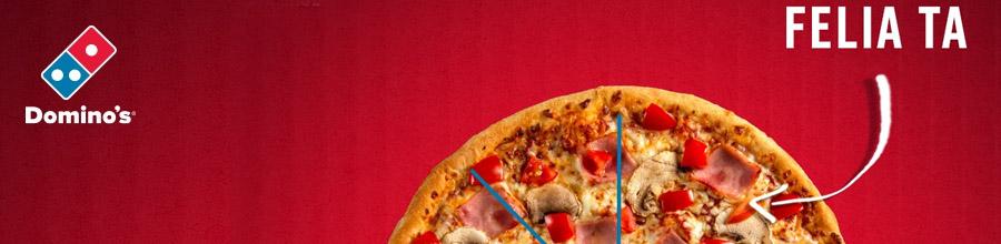 Domino's Pizza - Bucuresti Logo
