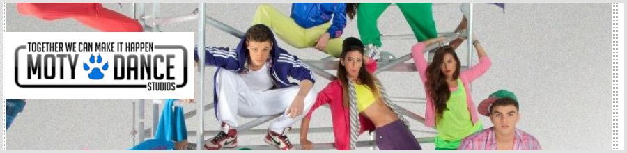 Moty Dance Studio Logo