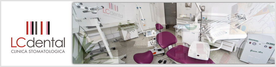 CLINICA STOMATOLOGICA LC DENTAL sector 4 Logo
