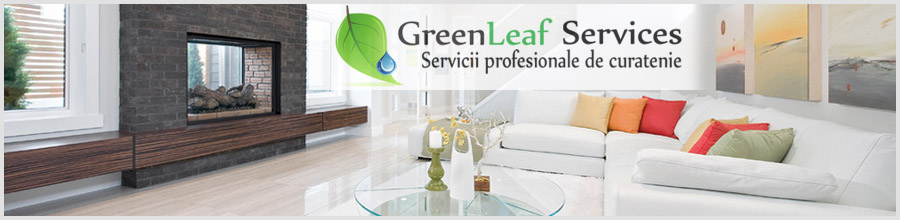 GreenLeaf Services Logo