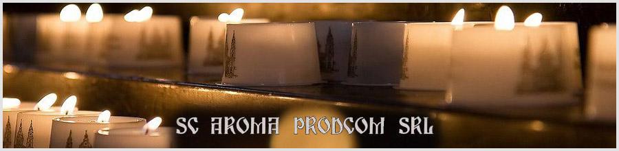 AROMA PRODCOM Logo