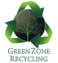 GREEN ZONE RECYCLING Logo