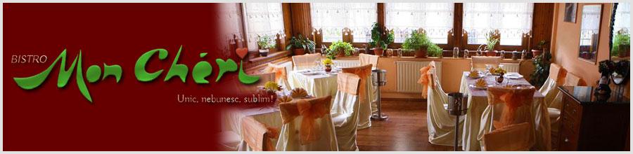 Mon Cheri, Restaurant - Bucuresti Logo