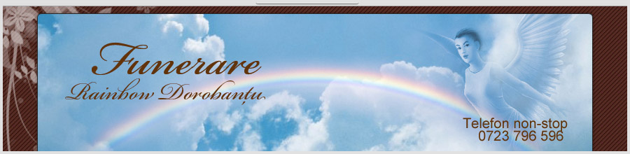 Funerare Rainbow Dorobantu Logo