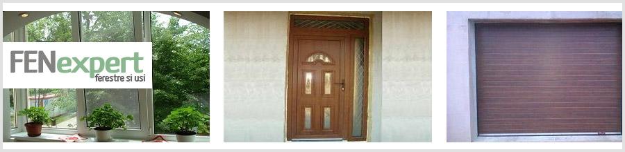 Fenexpert - Usi de intrare, ferestre Salamander, sisteme de umbrire, Targu-Mures Logo