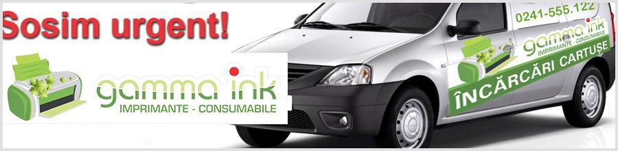 Gamma INK Constanta - Service imprimante,incarcari cartuse Logo