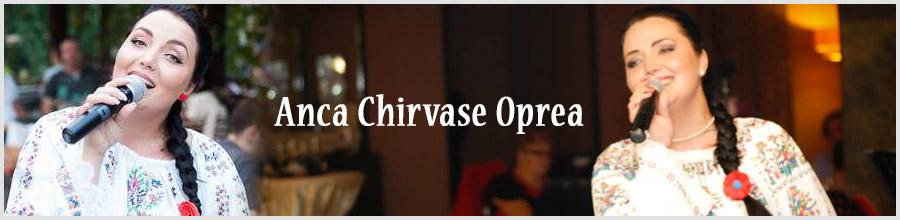Anca Chirvase si Formatia Ciprian Dan - muzica evenimente Bucuresti si in tara Logo