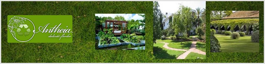 Antheia Garden Logo