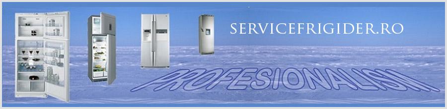 Reparatii frigidere Bucuresti - ServiceFrigider.ro Logo