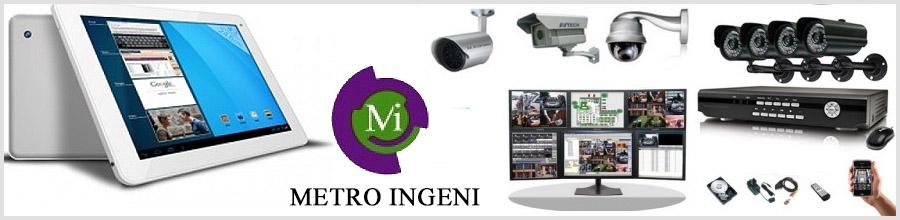 METRO INGENI Logo