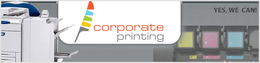 Corporate Printing Solutions Logo