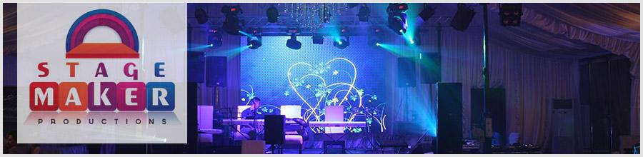 Stage Maker Production Organizari evenimente de orice tip Bucuresti Logo