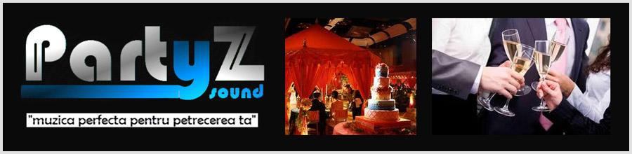 C&S Partyz Sound - dj petreceri, sonorizare evenimente Bucuresti Logo
