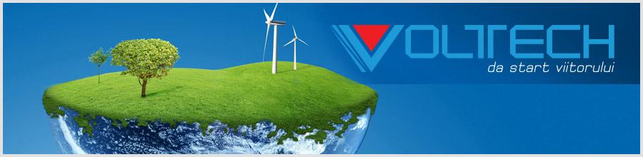 VOLTECH ENERGY Logo