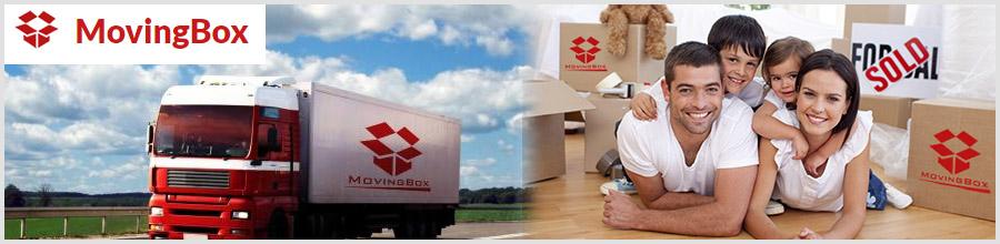 MovingBox - Firma mutari Bucuresti Logo