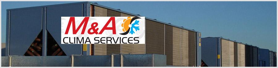 M&A Clima Service - echipamente climatizare, ventilatie si incalzire Logo