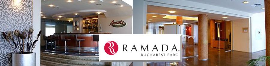 HOTEL RAMADA BUCHAREST PARC**** Logo