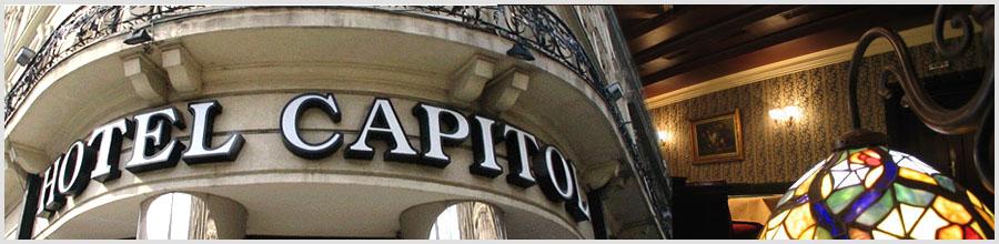 HOTEL CAPITOL*** Logo