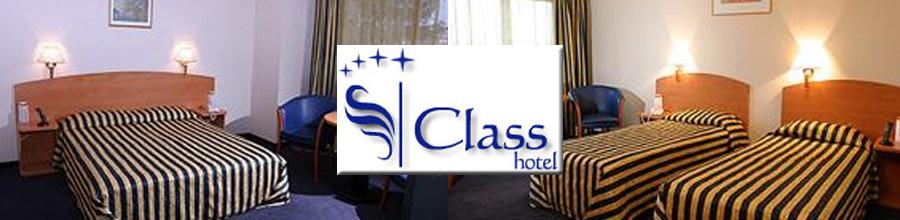 HOTEL CLASS**** Logo