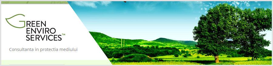 Green Enviro Services Logo