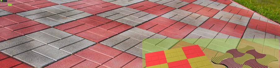 Ibersa, Stefanestii de Jos / Ilfov - Pardoseli din beton amprentat Logo