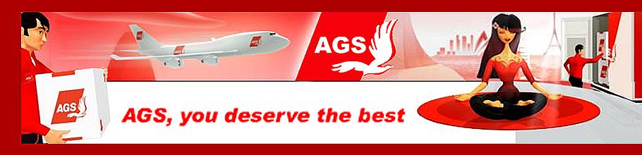 AGS Movers Bucuresti - Transport si mutari locale si internationale Logo