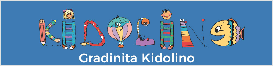 Kidolino, Gradinita & After School - Bucuresti Logo