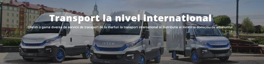 Nick Trans Top 2000 - Transport de marfa intern si international, Bucuresti Logo