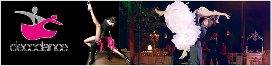 DECO DANCE Logo