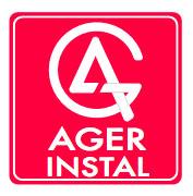 AGER INSTAL Logo