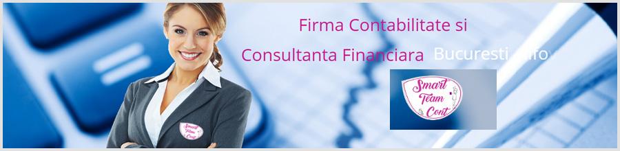 Smart Team Cont - Servicii Profesionale Contabilitate Ilfov Logo