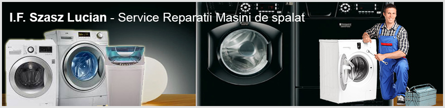 I.F. Szasz Lucian - Service Reparatii Masini de spalat Targu Mures Logo