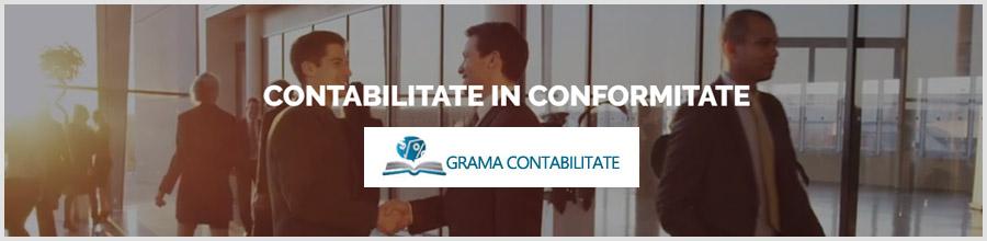 Grama Contabilitate - Consultanta financiar contabila Bucuresti Logo