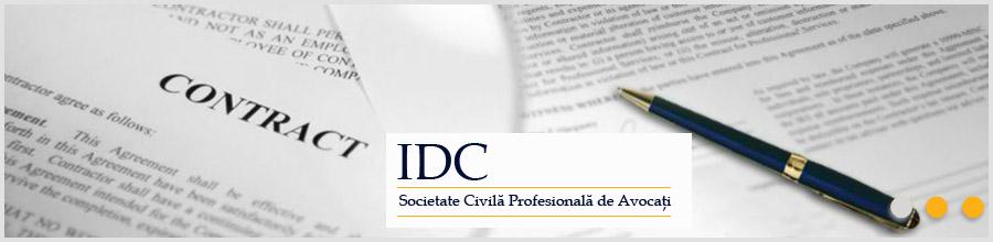 Societatea Civila Profesionala de Avocati Iova, Dicu, Ciobotaru Logo